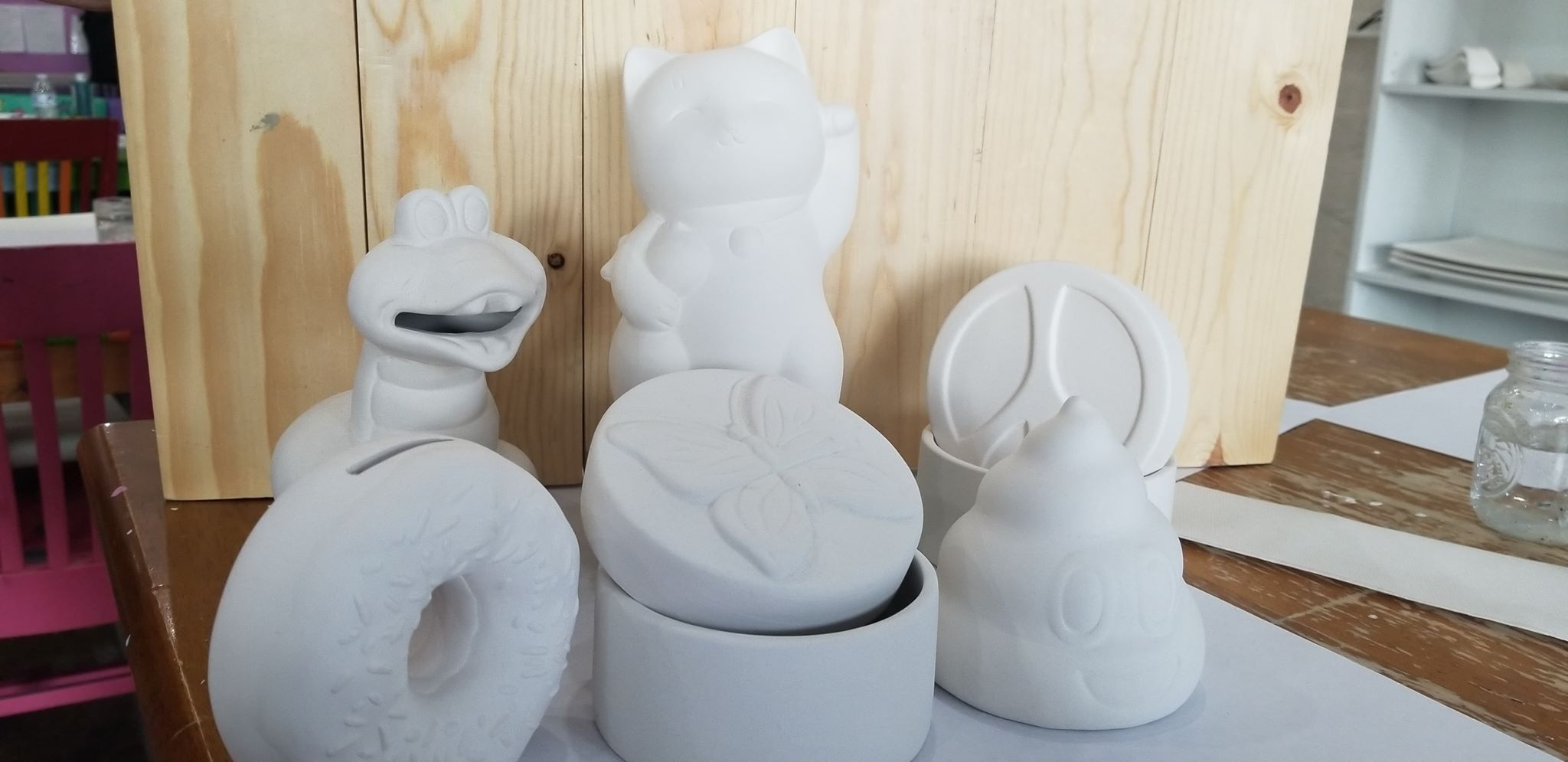 Pottery Pack 2