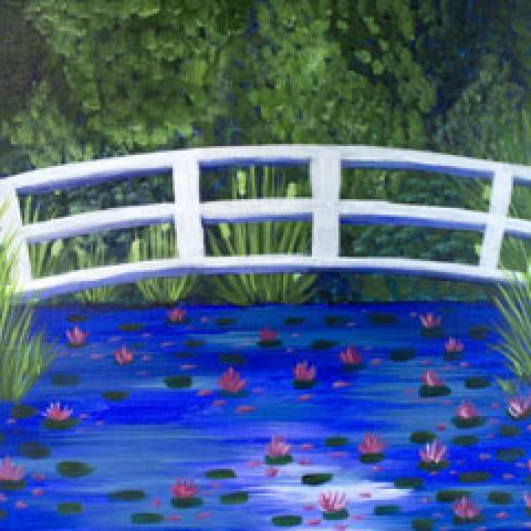 Bridge Over Lillies