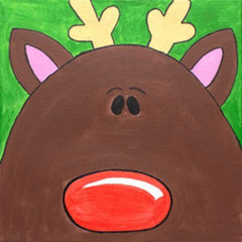 Design-a-Reindeer