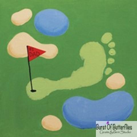 Footprint Golf
