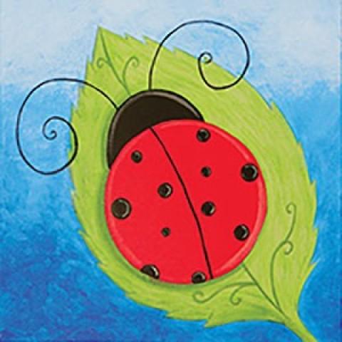 Canvas Design Templates – Burst of Butterflies