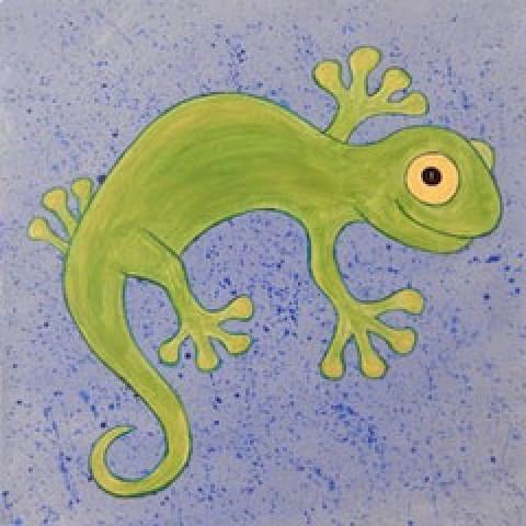 Leapin' Lizard