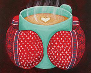 Mugs And Mittens Design