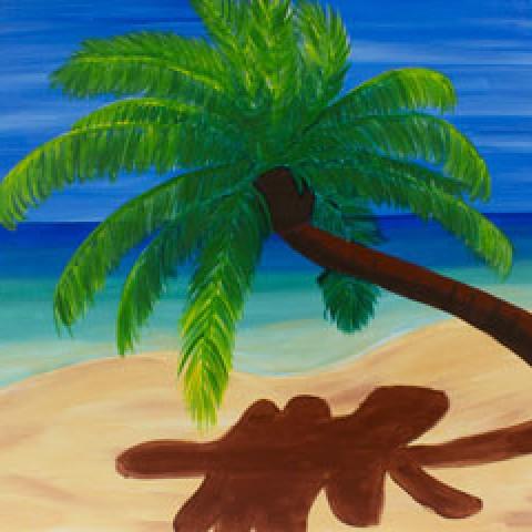 Palm Tree Getaway