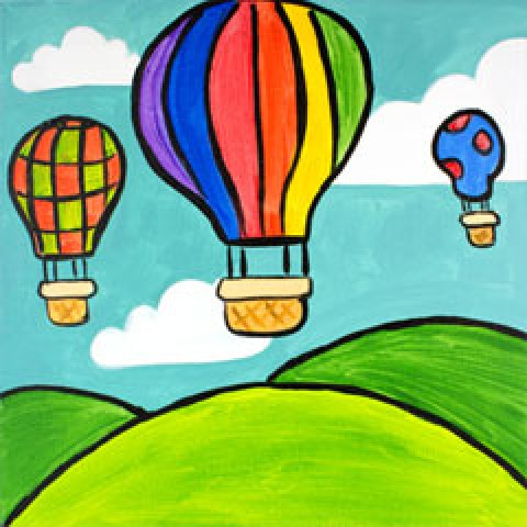Scenes From A Balloon