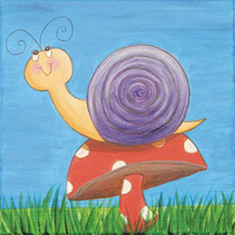 Spring Snail