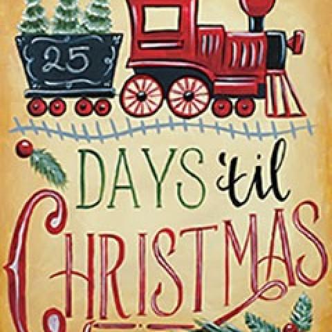 Days Til Christmas