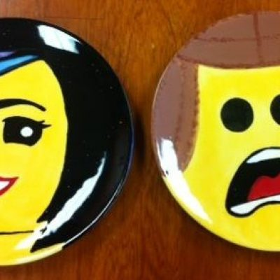 Lego Plates Project