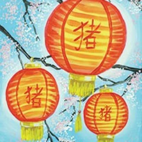 New Year Lanterns