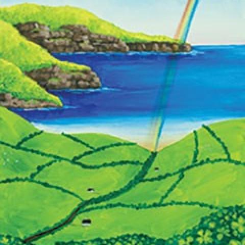 The Emerald Isle Design