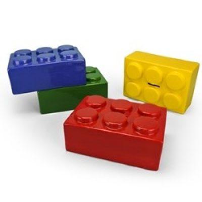 Brick Box Bank Pottery Project