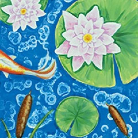 Lily Pond Trio II