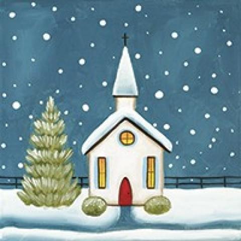 Winter Village Church