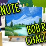 Five Minute Bob Ross Challenge