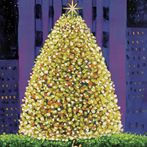 ROCKEFELLER AT CHRISTMAS