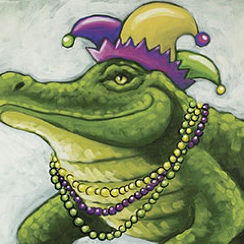 Mardi Gator